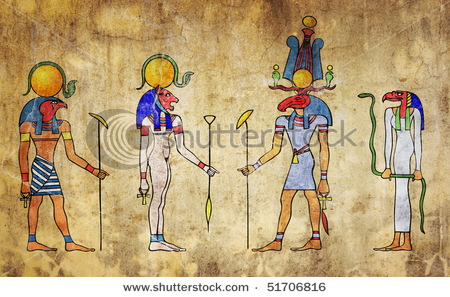 Egyptian Aliens Drawings Egyptian Gods Aliens