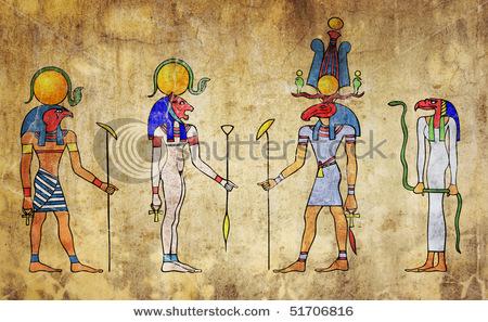 Egyptian Aliens Drawings Egyptian Gods Aliens
